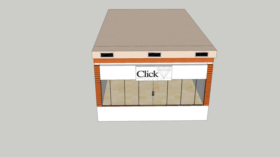 Local de Click Joyerías de Galerías Saltillo