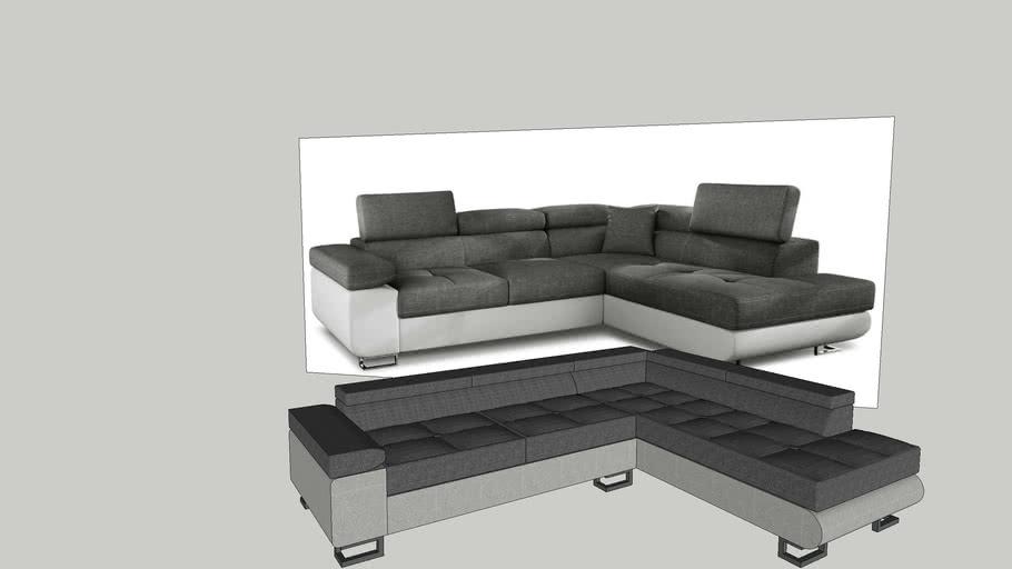 Sofa cama/bed Chaise Longue Antoni