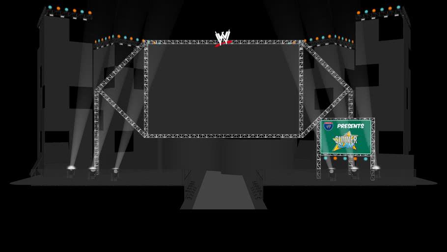 WWE SummerSlam 2011 HD Concept