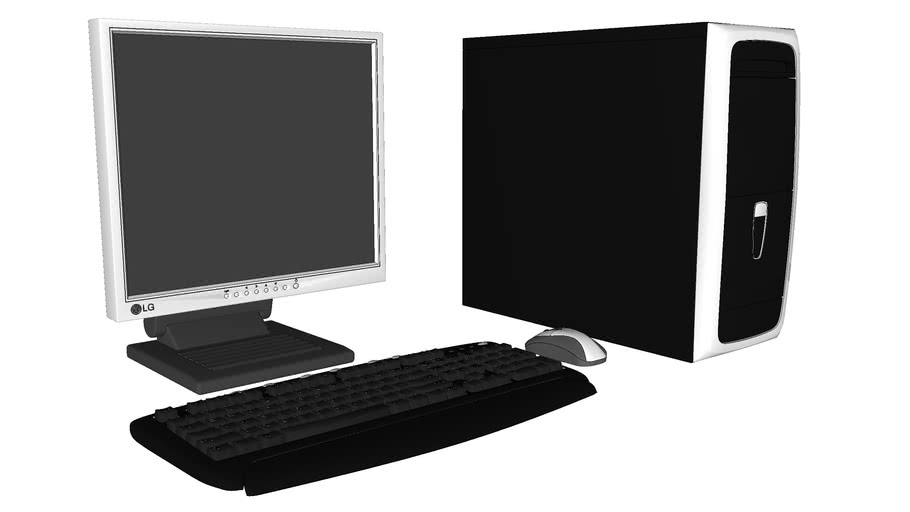 LG Desktop PC