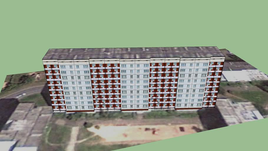 Riga, Zemes street 7 House