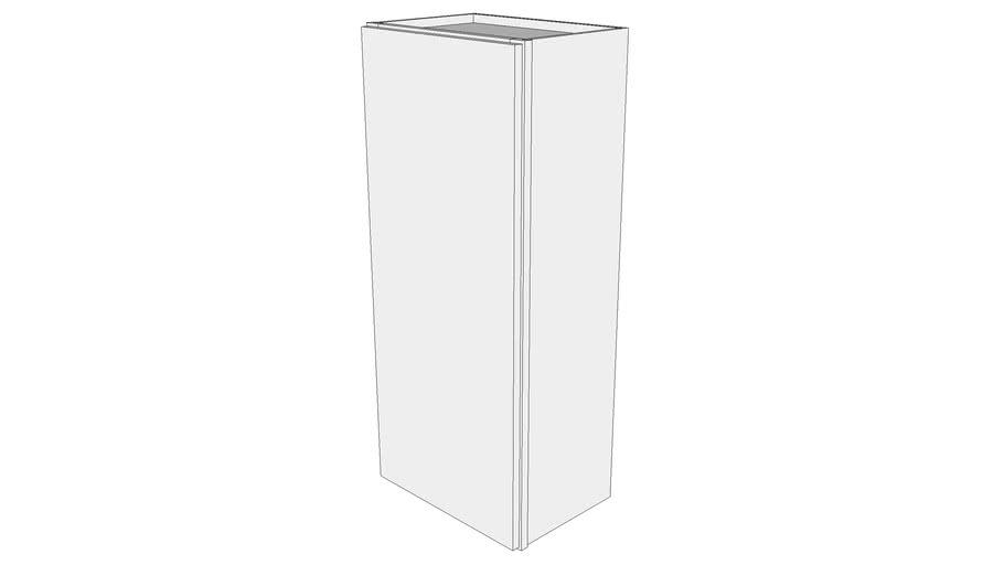 Glenwood Wall Cabinet W1842b 12 Deep