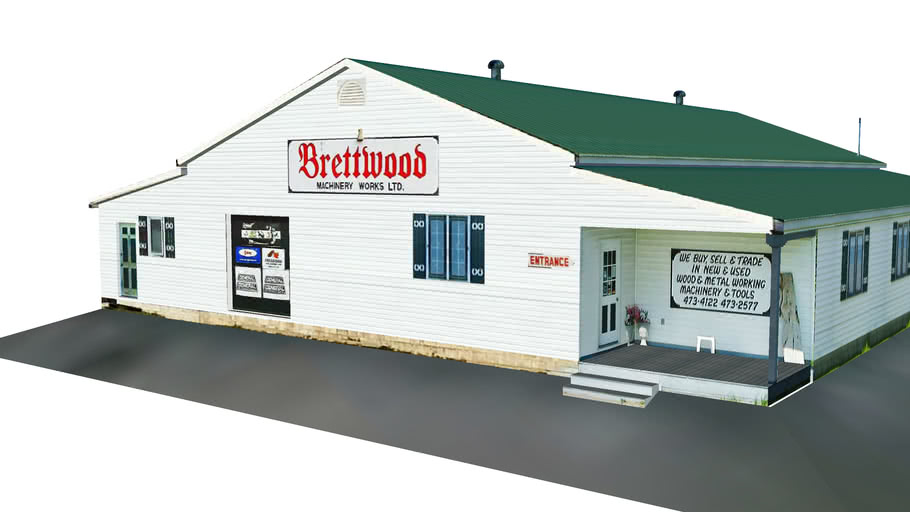 Brettwood Machinery Works Ltd.