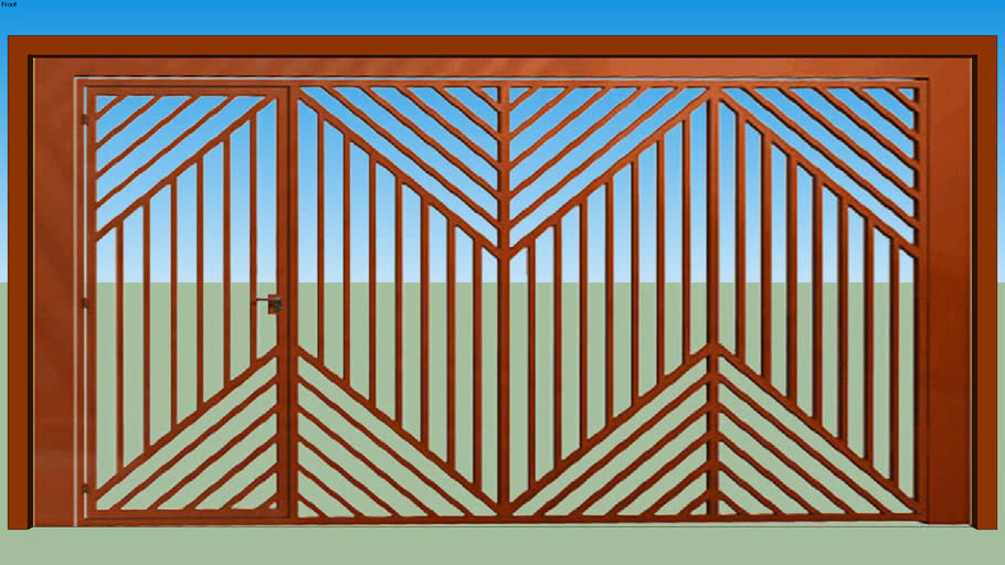 Portão+Garagem
