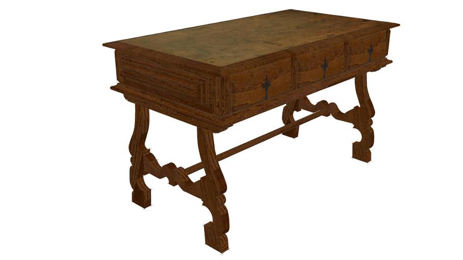 Spanish Desk 1800's
