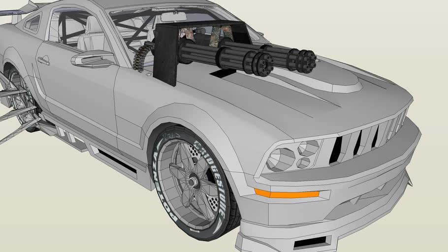 Ford Mustang Armageddon
