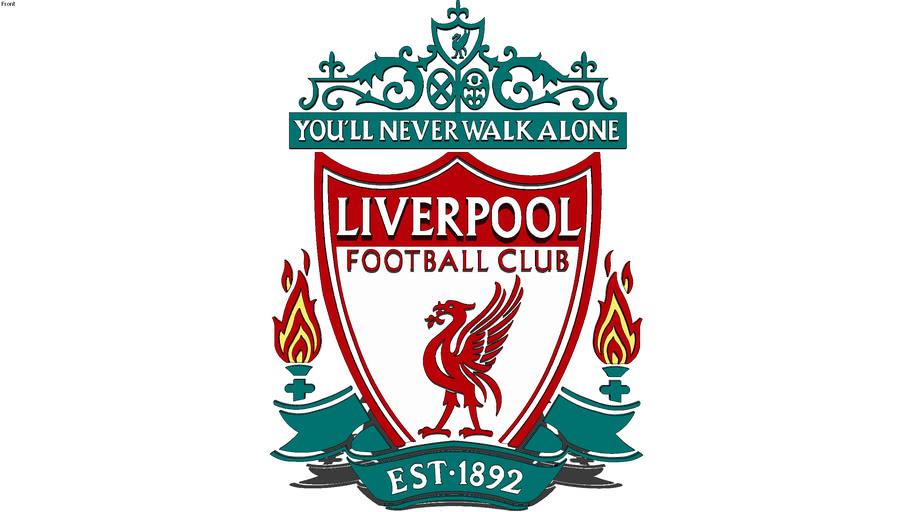 Liverpool Fc 3d Warehouse