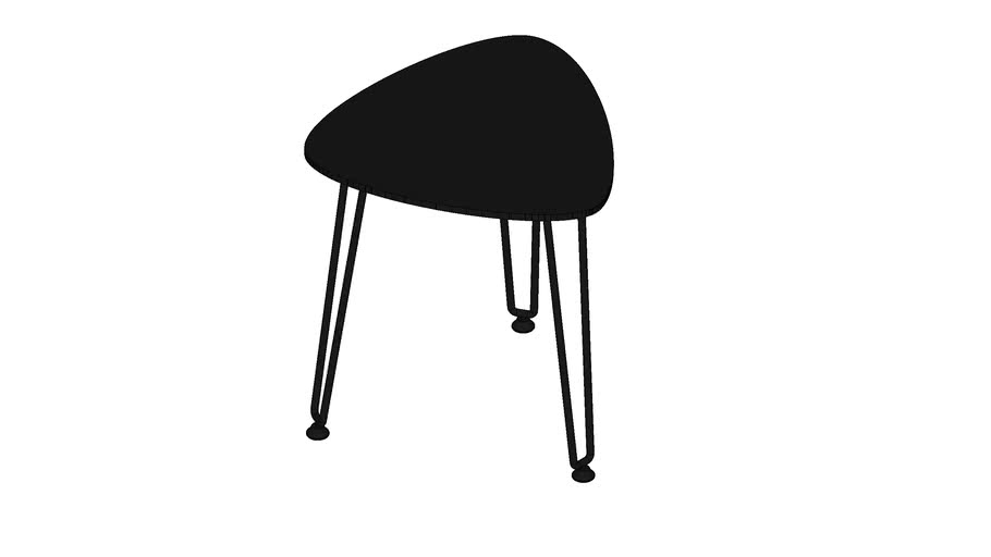 Rozy side table small