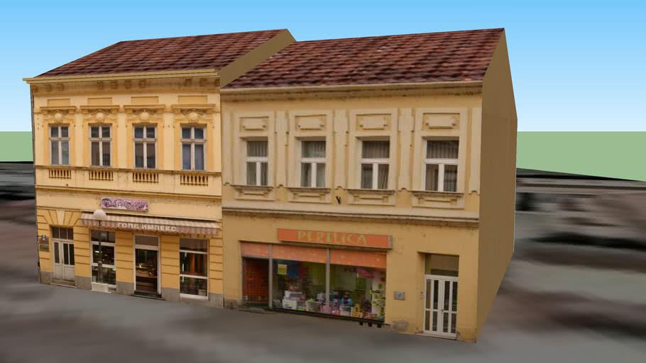 Ulica Veselina Maslese 25 i 27- Veselin Maslesa street 25, 27
