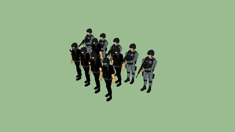 policia corrupita