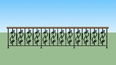 Cửa cổng hàng rào