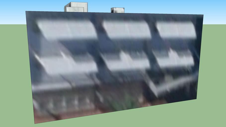 Building in Boston, Massachusetts, Verenigde Staten