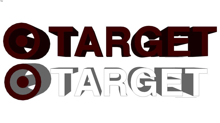 Store signage-Target