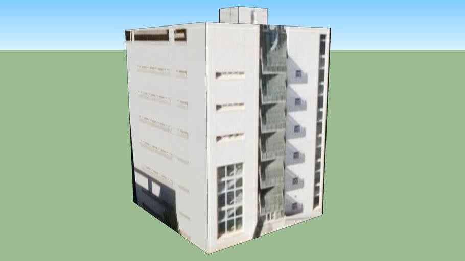 Edificio 7F - UPV (Valencia)