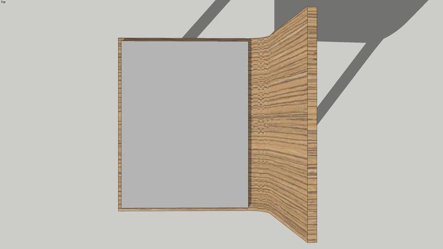 Stoel #1 (week 6 - locatiegericht ontwerpen)