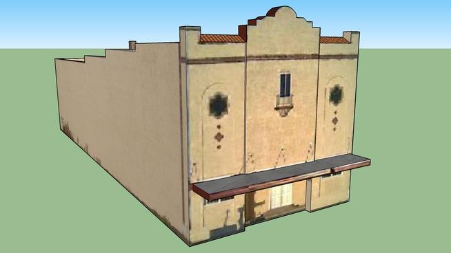 A & G Theatre Building