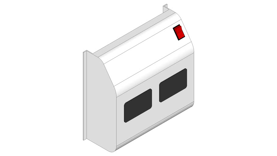 Sargent EC155 AC / DC caravan or camper van Power Management system #DIYCamper