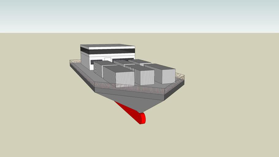 barco cargero