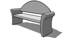 Bancas & mesas para exterior