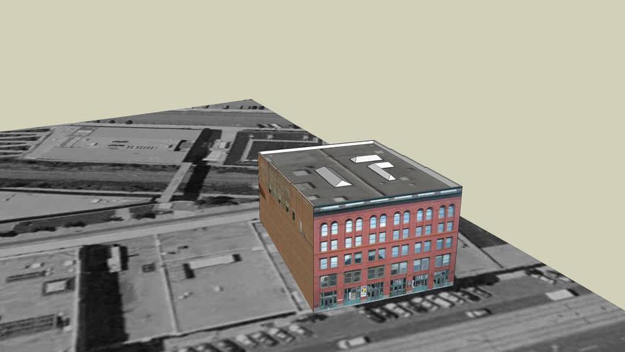 Westcoast Grocery Building