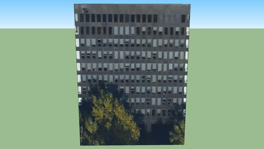 Building in Camden, Greater London, UK