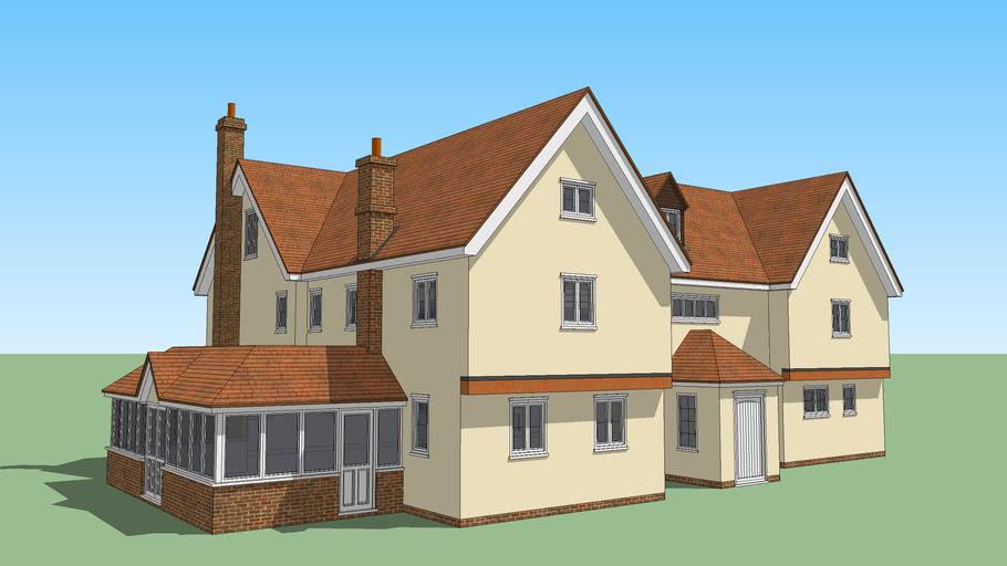 5 Bedroom Listed Farm House