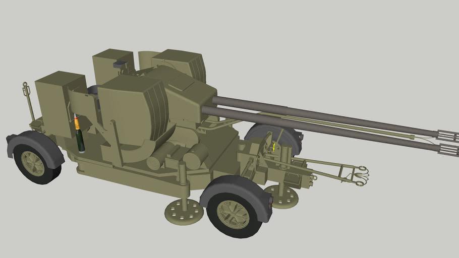 Oerlikon 35 mm Twin Gun