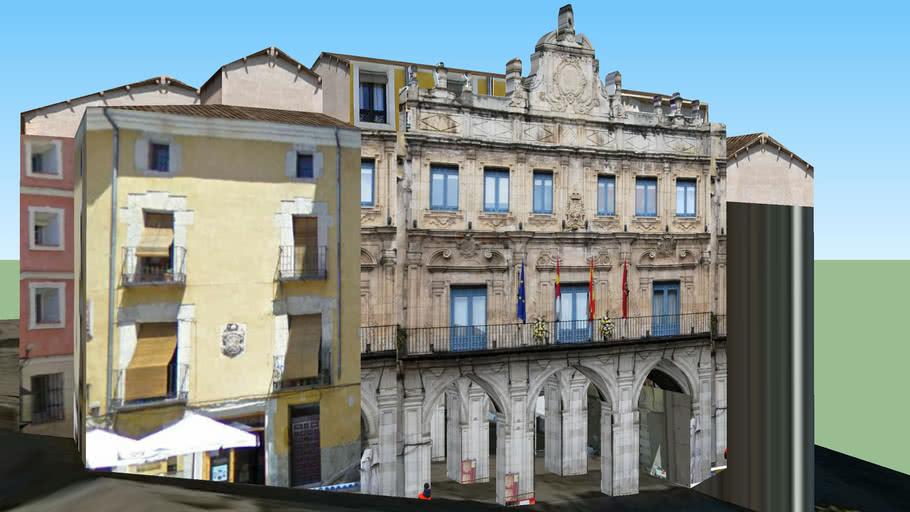 Alfonso VIII. Ayuntamiento