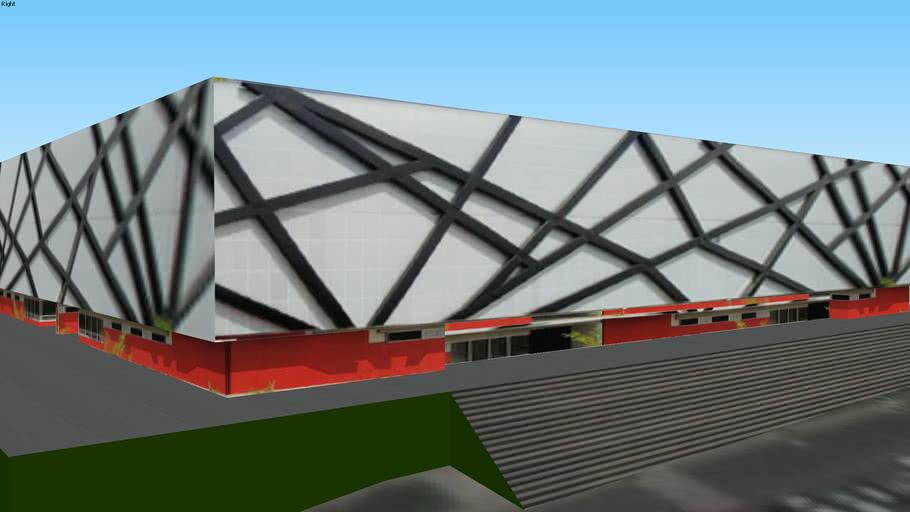 Coliseo Ditaires (El Cubo de Itagüí)