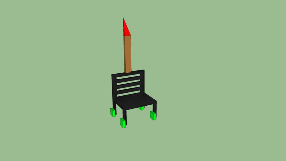 Hammer Knife 16.0 Chair Edition