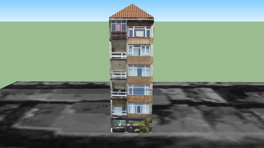Beşiktaş Yıldız 13012. Ada Bina 06