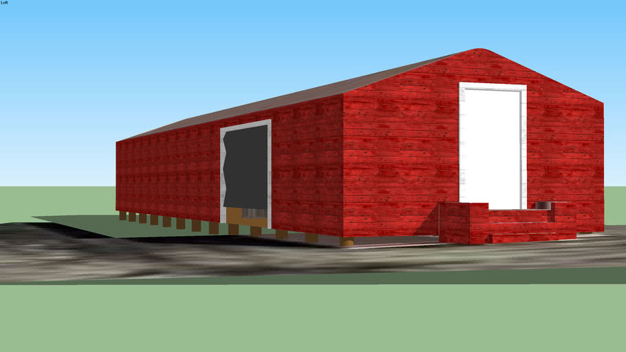Storage Building at Nerlerit Inaat {1Mb}