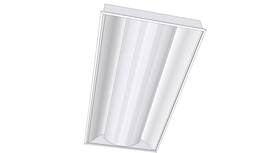 Ceiling Light Recessed Indirect