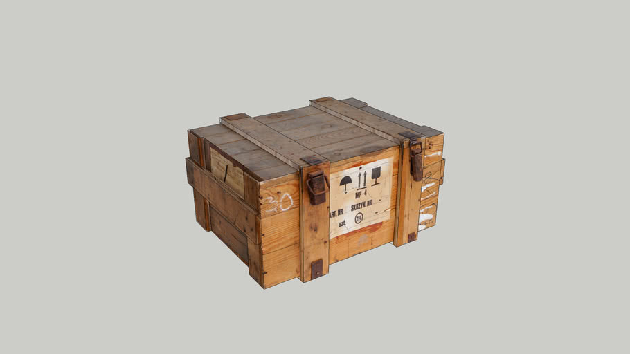 Ammunition chest
