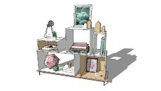 furniture / shelves