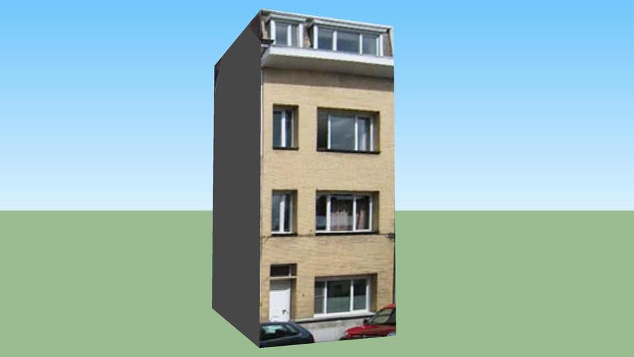 Huis in de Bollandusstraat