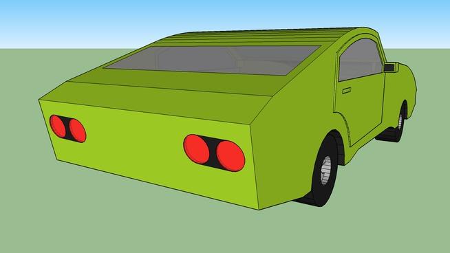 Custom car 1