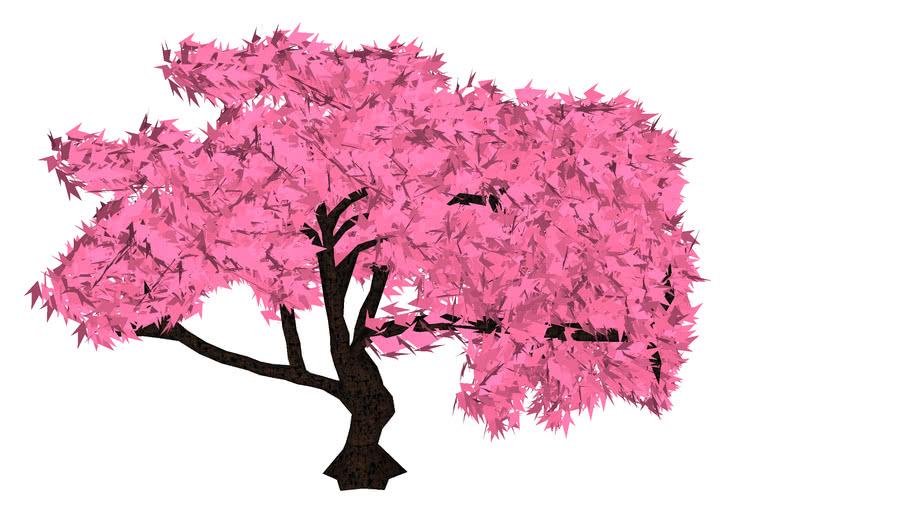 Cherry Blossom Tree 3d Warehouse