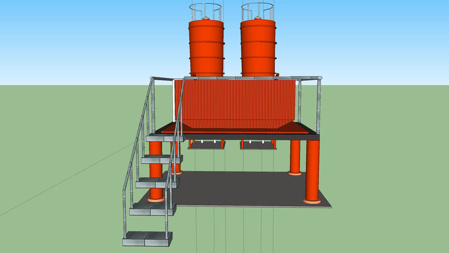 silo triple