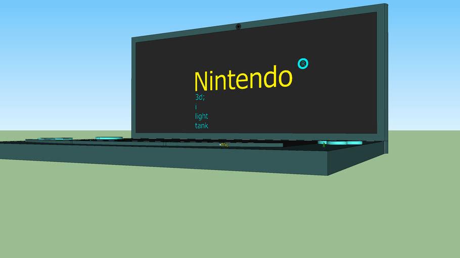 Batiment Nintendo