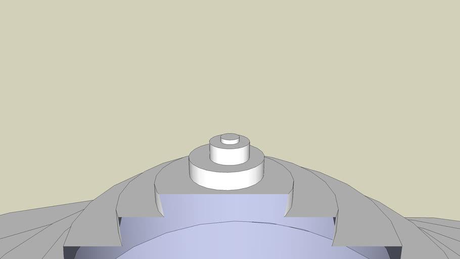 circular pyrimid