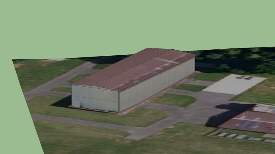 FSV-Mössingen e.V. Flugzeughalle
