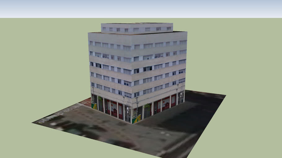 Edificio - Puerto