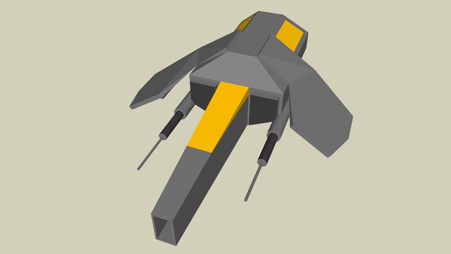 USNR MPF-21 Multi-Passenger Fighter