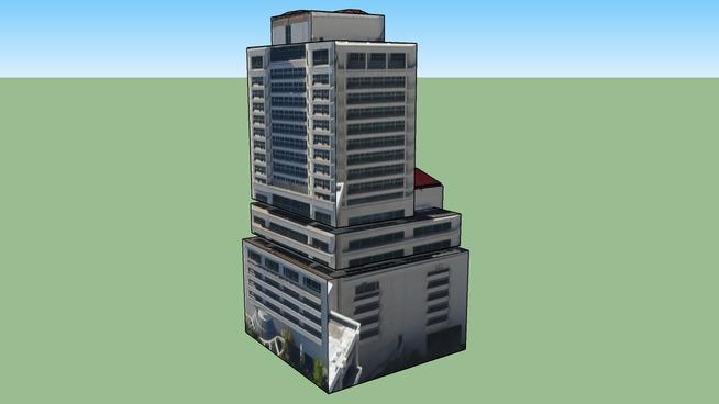 Budova na adrese Honolulu, Havaj, Spojené státy americké