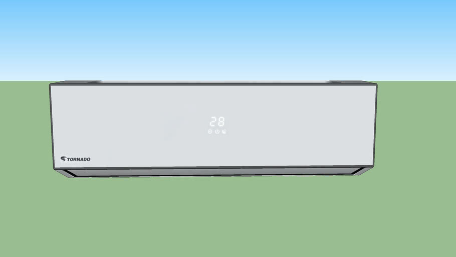 Tornado air conditioner