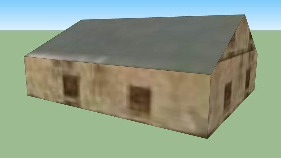 Building at Joliet Prison