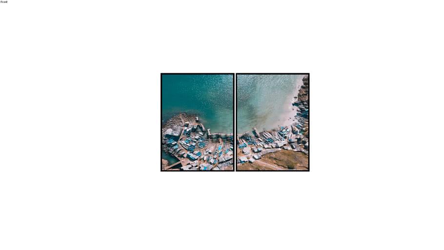 Composição Felipe Tavares - Deck dos Pescadores