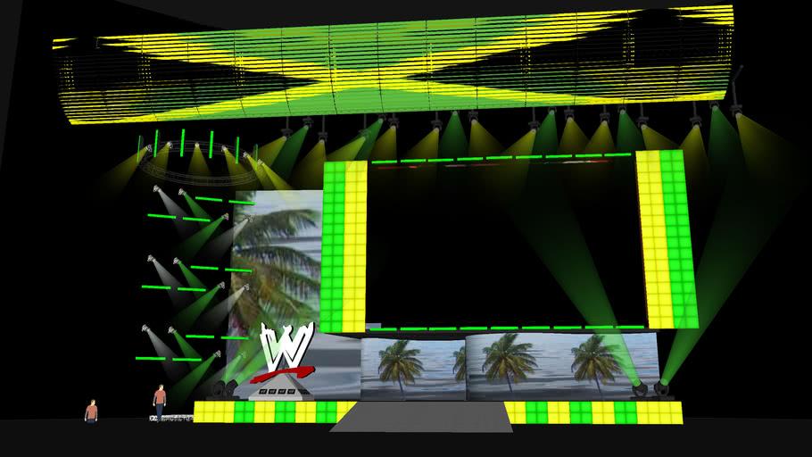 WWE Kofi Kingston in HD