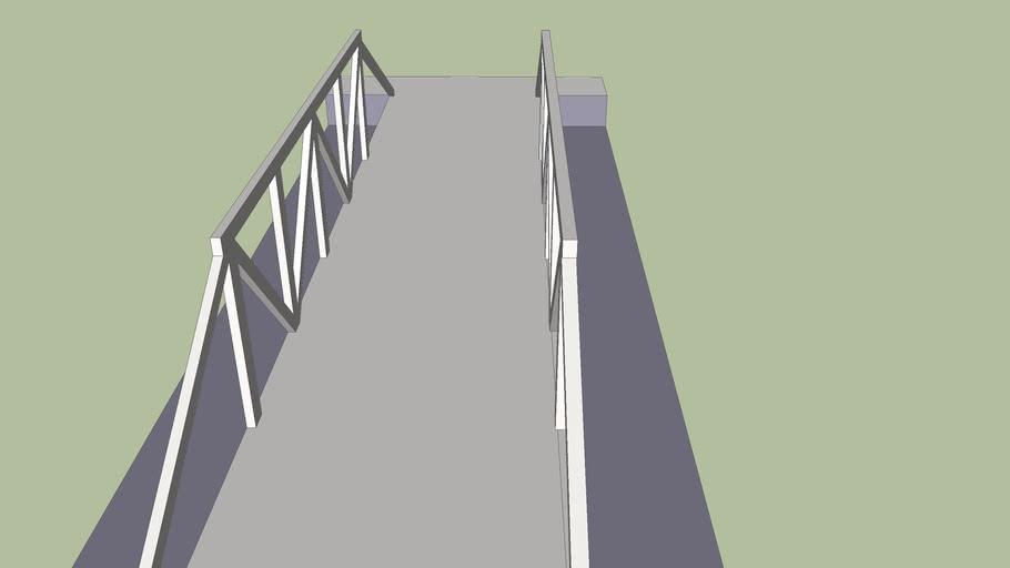 pont en treillis sans toit 5e5
